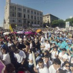 Papa Francesco in visita a Cagliari